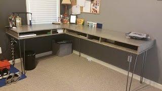 Computer / Study Desk Build (part 1)