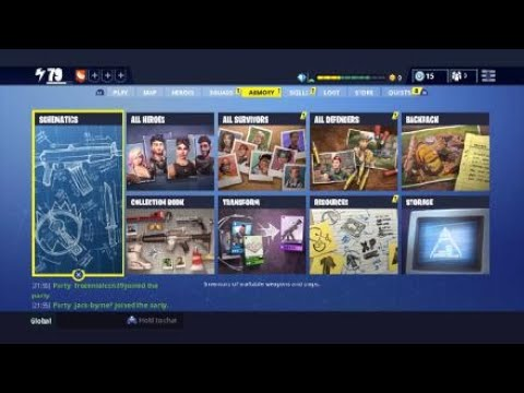 STACKED STW FORTNITE ACCOUNT FOR SALE!!(CHEAP) - YouTube