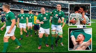Ireland's Greatest Sporting Moments | Ireland vs The World