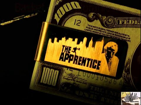 The Apprentice Season 1 Original Intro Donald Trump 2004 1-8 January 8th Mark Burnett