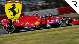 How Ferrari is bouncing back from 'rock bottom' in F1