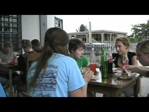The food of Belize Part 1