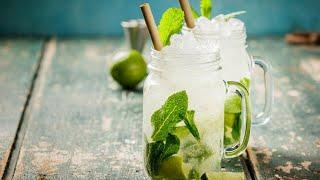 Alkolsüz Mojito -Mohito Yapımı #2