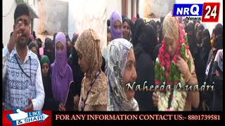 NRQ 24 News:- Mahila Programme welfare society Connecting Women Helping Together..