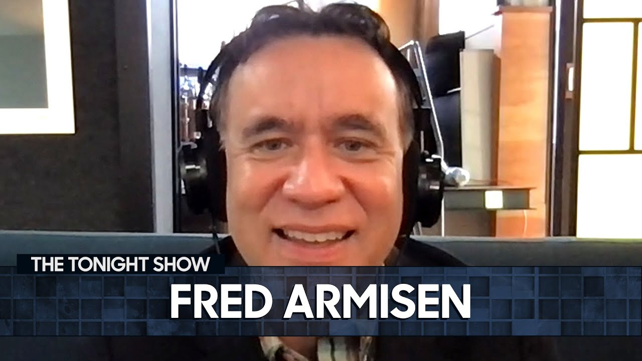 Fred Armisen Teases His New Standup's Musical Routine   The Tonight Show Starring Jimmy Fallon