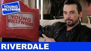Riverdale's Skeet Ulrich: Is FP Jones Team Bughead?!