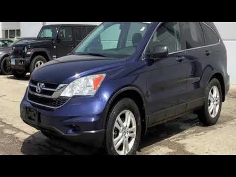 Used 2010 Honda CR-V Glendale Heights IL Chicago, IL #191261A