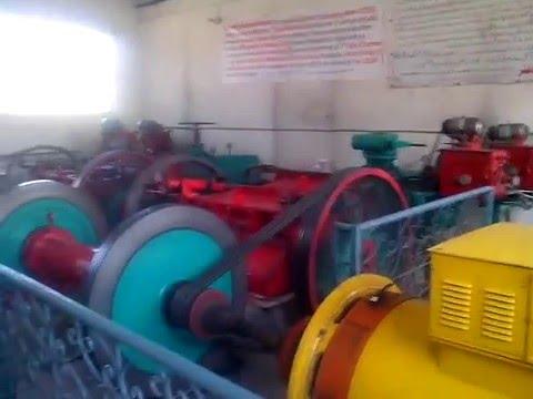 Hydropower project in Pakistan Cross x flow turbines 356 kW