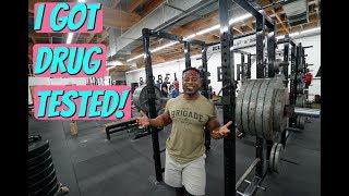 Smashing Squat At Barbell Brigade | Lifting With My Coach