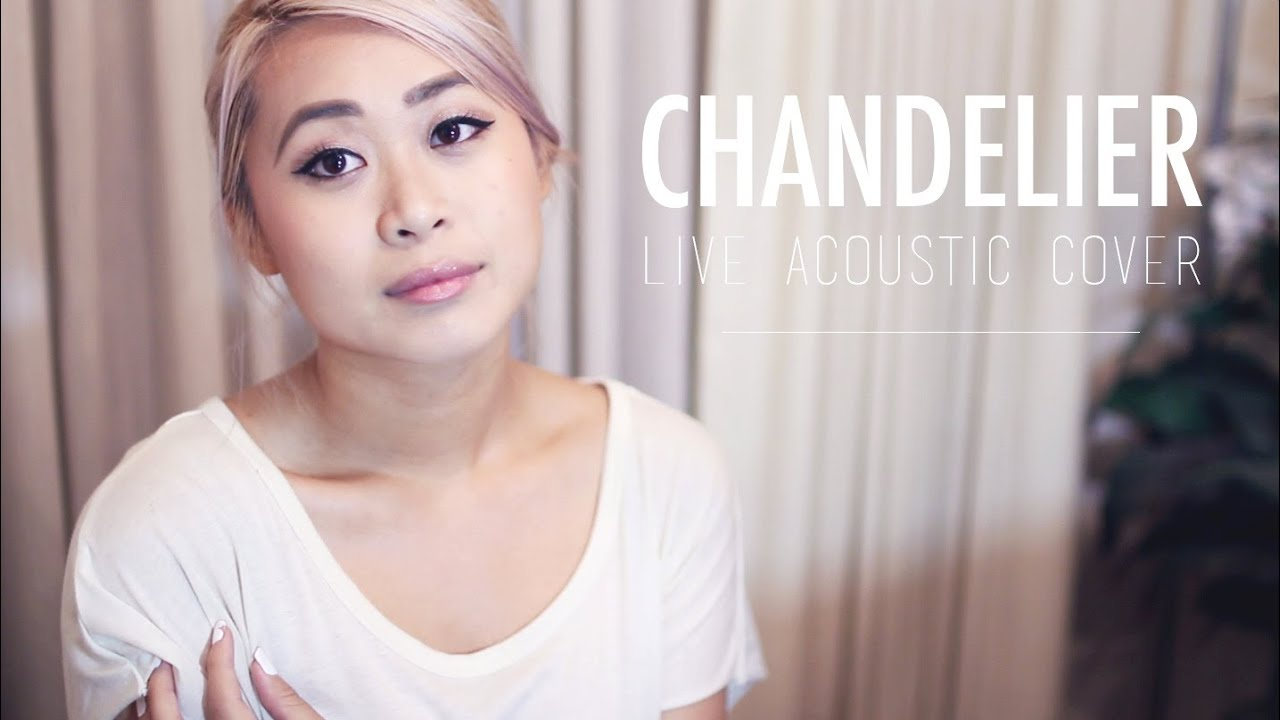 Sia - Chandelier Cover (Live Acoustic Piano) | Lavendaire - YouTube