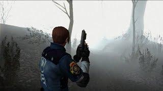 Resident Evil 4 Mod Showcase | RE2 Leon + Silent Hill Atmosphere