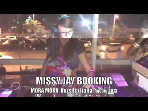 Missy Jay LIVE Mora Mora, Versilia Italia