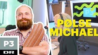 Tobias elsker Michaels pølser