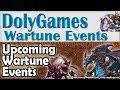 Wartune Events 9 FEB 2018