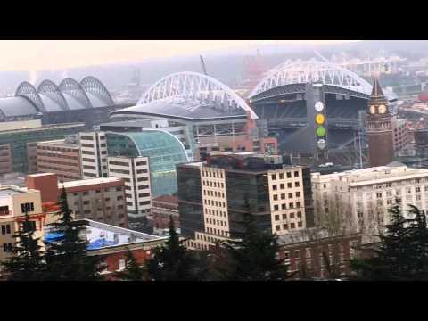 La ciudad de Seattle, Washington