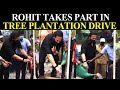 Rohit Shetty takes part in tree plantation drive, shares update about 'Sooryavanshi'- Video