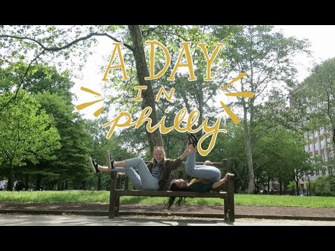 A DAY IN PHILADELPHIA | Wow Air Travel Guide Application