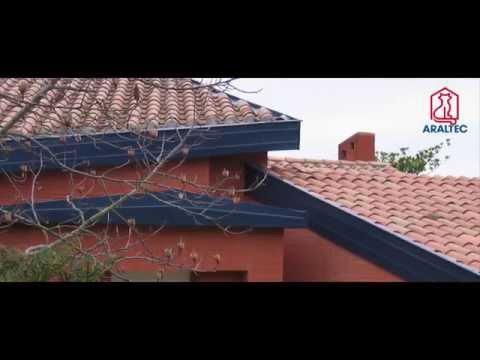 Araltec Habillages De Rives Et Bandeaux Youtube