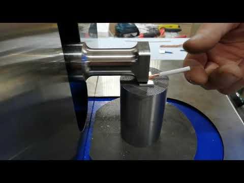 Ультразвуковая сварка металлов производства СпецмашСоник! Сварка силовых контактов и формовка жил.