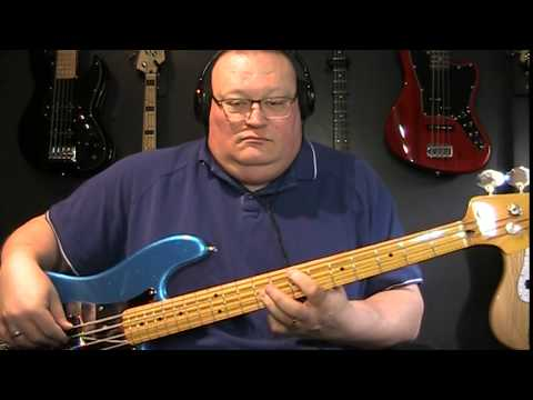 The Who Pinball Wizard Bass Cover with Notes & Tablature