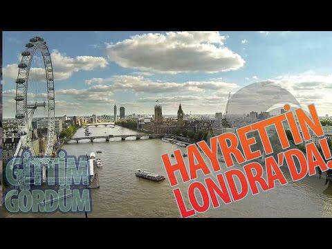 Hayrettin Londra'da!