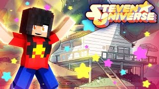 Aphmau and the Crystal Gems | Steven Universe Minecraft Hide and Seek