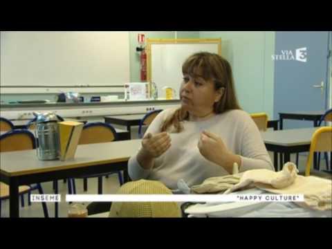 reportage classe Happy Culture, Ajaccio, Padule, Florian