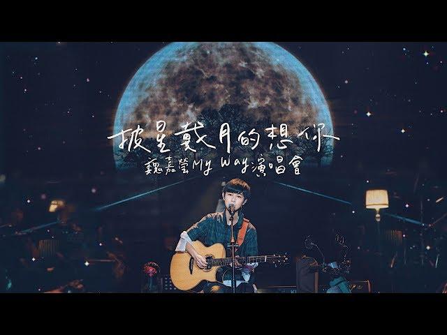 魏嘉瑩 My Way【披星戴月的想你】Cover