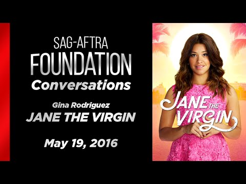 Conversations with Gina Rodriguez of JANE THE VIRGIN