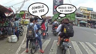 Ketika Jomblo Ketemu Yang Pacaran Di jalan - Kek Ginilah Medan