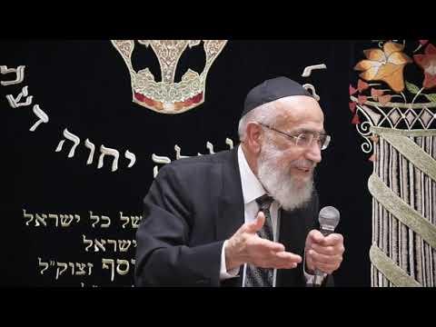 הרב יחיאל ויצמן שליט״א בבית מדרש יחוה דעת חול המועד פסח תשע״ט