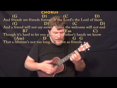 Friends Ukulele Chords By Michael W Smith Worship Chords