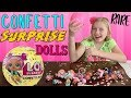 LOL Surprise Confetti Pop Dolls - Ultra Rare Finds!