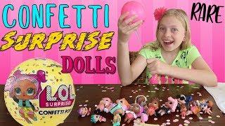 Baixar LOL Surprise Confetti Pop Dolls - Ultra Rare Finds!