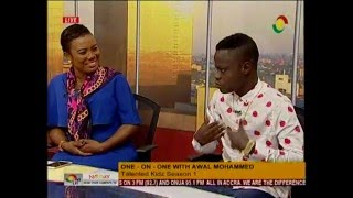 NewDay - One-on-One with Awal Mohammed, talented kidz season1 -22/4/2016