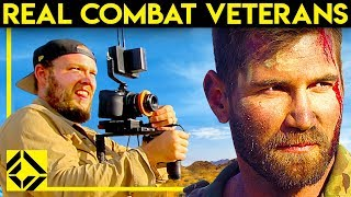 Do Real Combat Veterans Make Better Action Films?