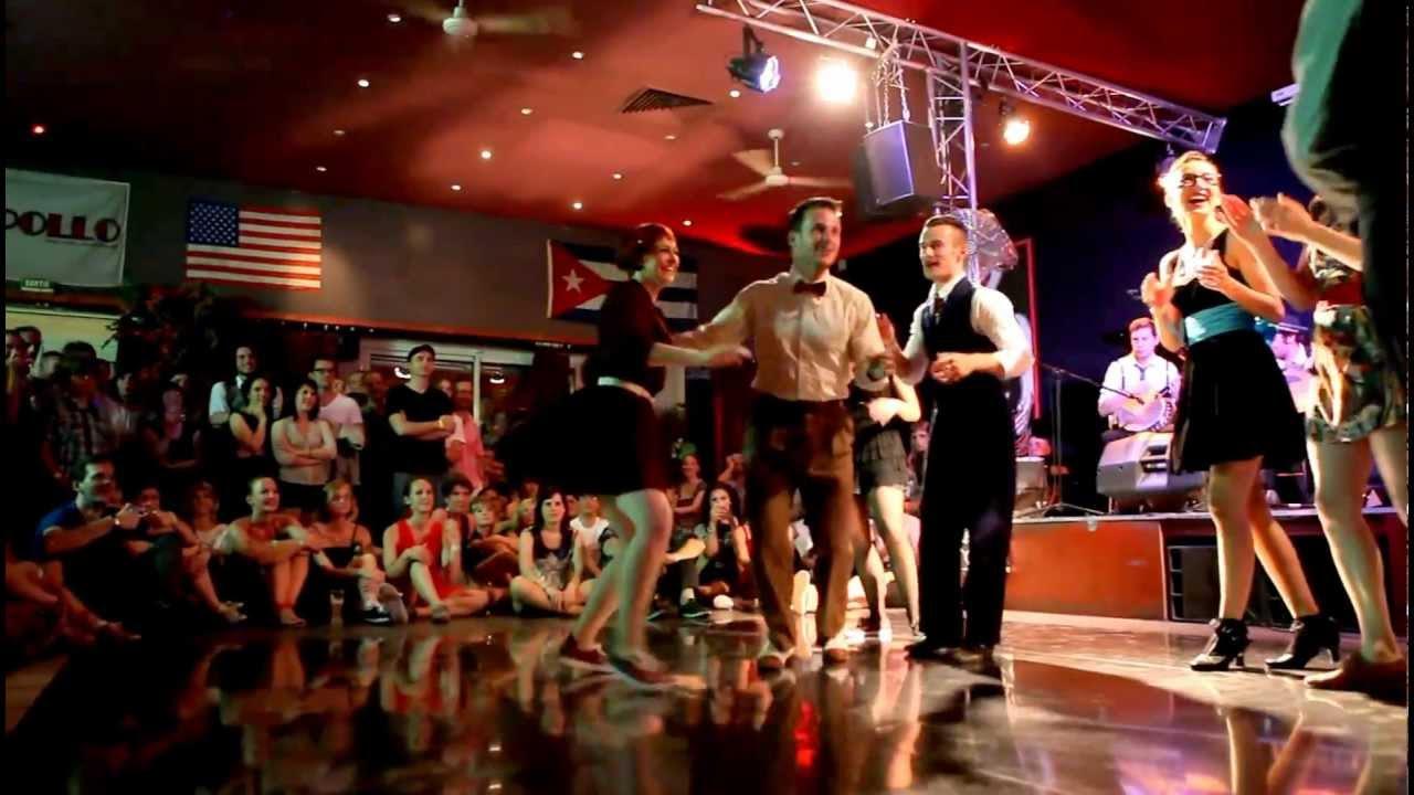 MSJF 2012 - Teachers Saturday Night Demo