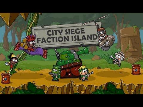 City Siege Faction Island |