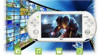 Видео-приставка EXEQ RAY(Видео-обзор новой игровой приставки от компании EXEQ. http://vk.com/exeq_ru., 2012-10-01T14:21:14.000Z)