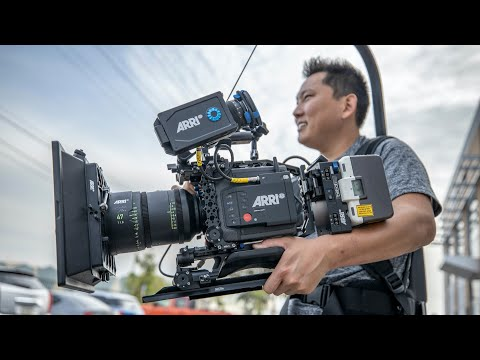 Arri Alexa Mini LF | Why Hollywood LOVES This Cinema Camera