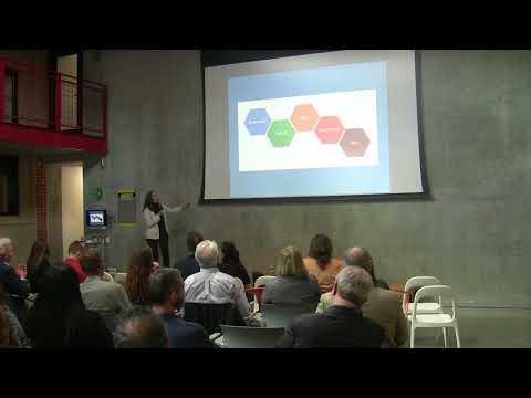 Gillian Hadfield at the Law + Design Summit