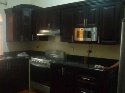 Marmol  Granito en El Salvador Cocinas Y Baos Gabinetes de madera by Arte Maya  YouTube