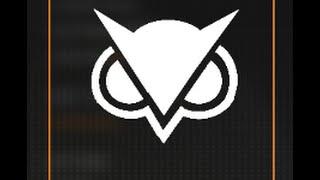 Rusty Makes - New Vanoss Logo Emblem (Solid)