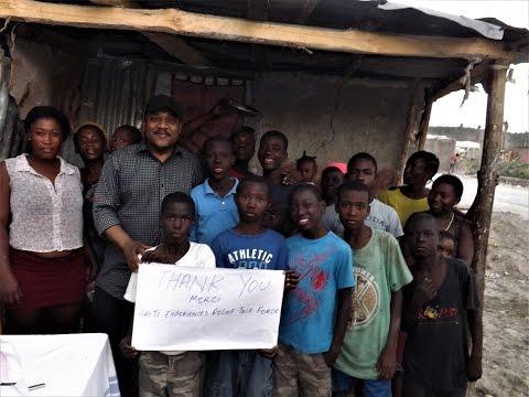 Haiti Experienced Relief Task Force in Haiti: Hurricane Matthew