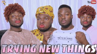 Download mama ojo and ojo Comedy - WHEN AFRICAN PARENTS TRY NEW THINGS (SamSpedy)