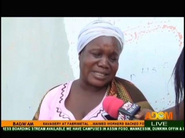 Takoradi Kidnapping - Badwam on Adom TV (23-1-19)