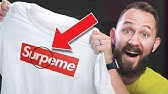 10 Counterfeit SUPREME Products!