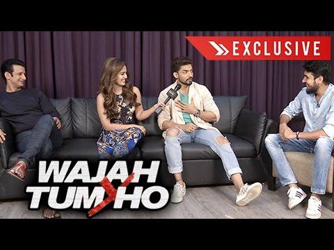 EXCLUSIVE INTERVIEW : Wajah Tum Ho Movie   Sana Khan, Gurmeet Chaudhary, Sharman Joshi