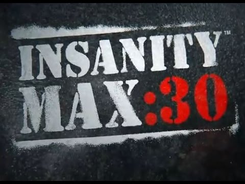 insanity max 30 cardio challenge free workout youtube