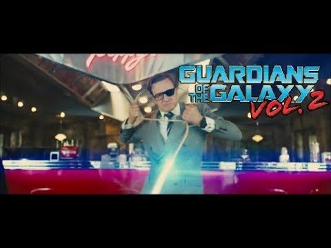 Kingsman: The Golden Circle(Guardians Of The Galaxy Vol 2) Opening Style